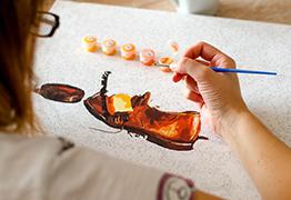 Instrukcja malowania