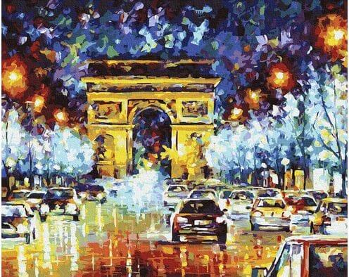 Wieczór w Paryżu