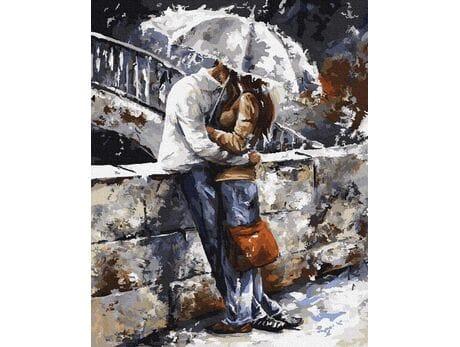 Miłość pod deszczem