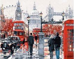 Na ulicach Londynu