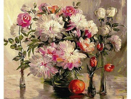 Wspaniałe kwiaty