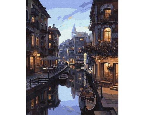 Tajemnicza Wenecja