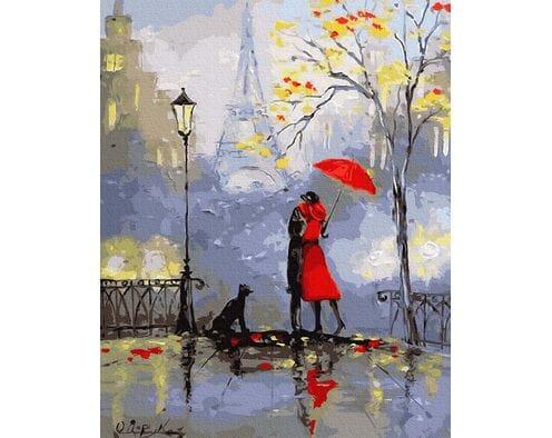 Pocałunek w Paryżu