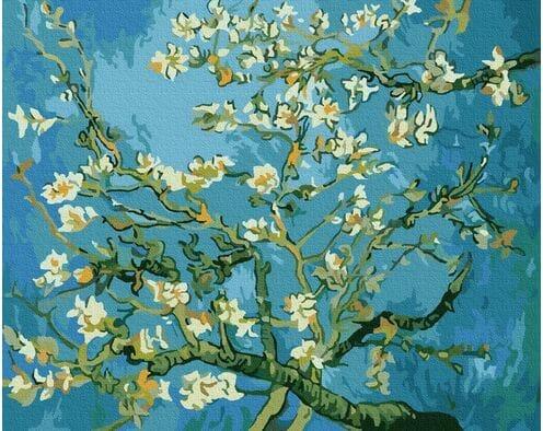 Kwitnące Migdały, Van Gogh