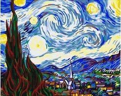 Gwiaździsta noc (Van Gogh)