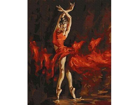 Namiętny taniec