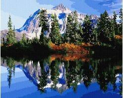 Świeżość górskiego powietrza