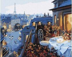 Kolacja w Paryżu