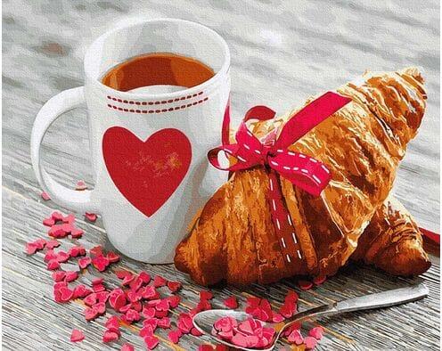 Śniadanie dla ukochanej