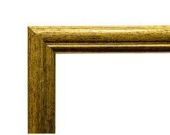 Rama z MDF do obrazów 40cm*50cm, kolor złota