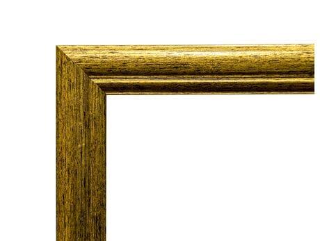 Rama z MDF do obrazów 40cm*50cm, kolor złota ramy do obrazów