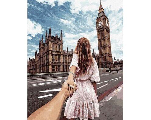 Podążaj za mną - Londyn