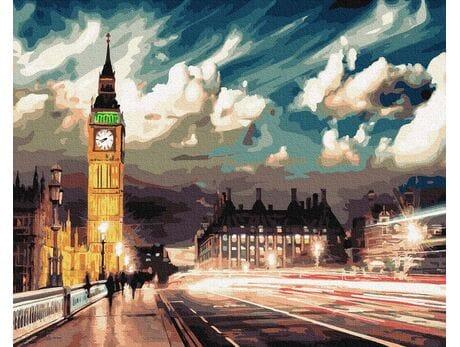 Londyn. Światła wielkiego miasta