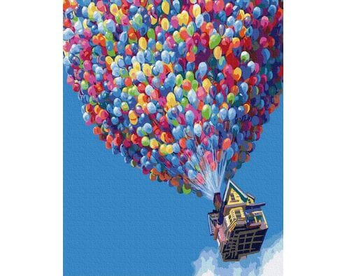 Kolorowe baloniki