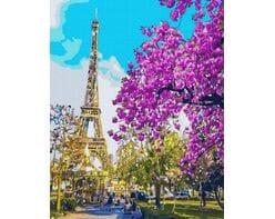 Kwitnący Paryż