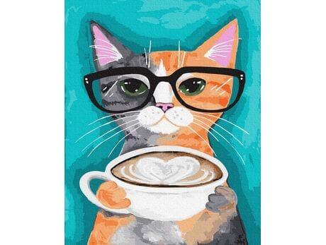 Kot i  latte
