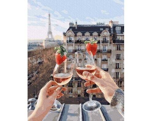 Na dachu w Paryżu