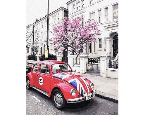 Brytyjskie uliczki