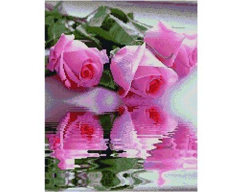 Odbicie róż