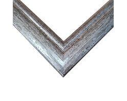Rama do obrazów 40cm*50cm, kolor srebrny antyk