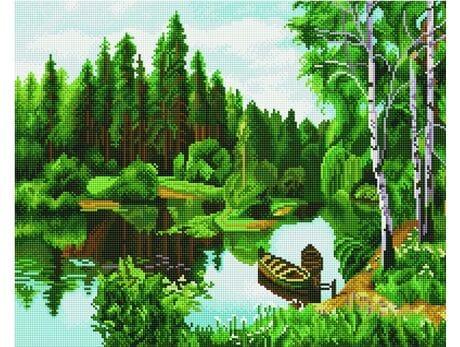 Zatoka leśna