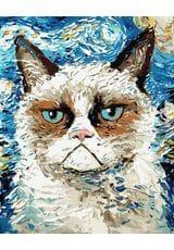 Kot Van Gogha