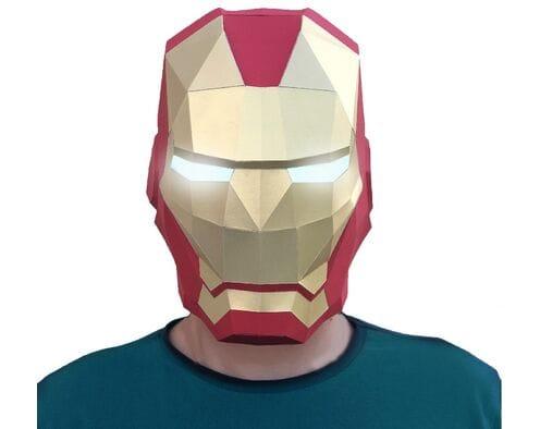 Maska Żelazny człowiek