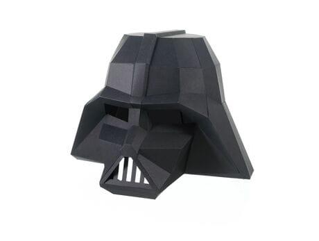"""Maska """"Darth Vader"""", zestaw do składania (do sesji zdjęciowych i rozrywki)"""