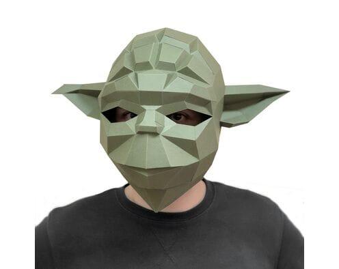 Maska Yoda