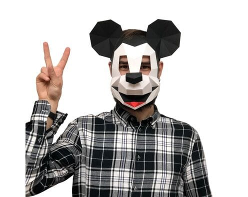Maska Myszka Miki
