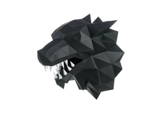 Dziki Wilk (czarny)