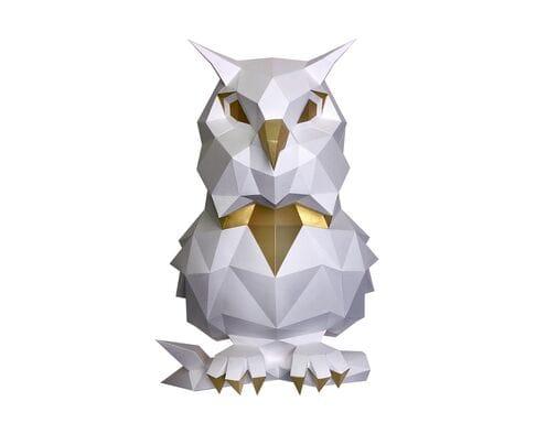 Owl Pooh (biały)