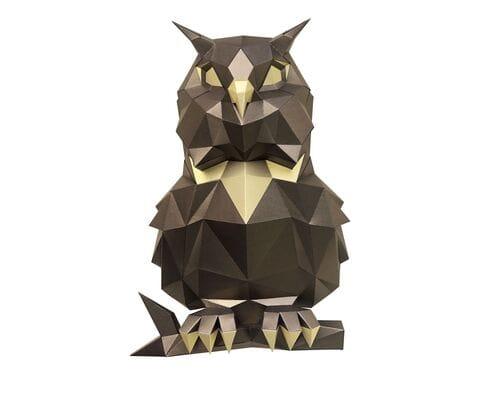 Owl Pooh (brąz)