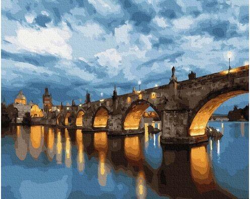 Most Karola. Praga