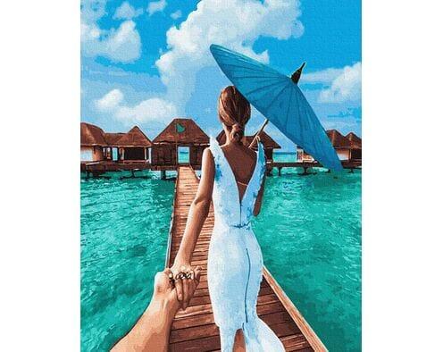 Podążaj za mną - Malediwy