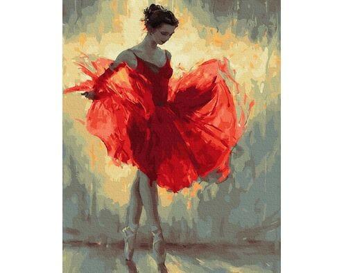 Porywająca lekkość tańca