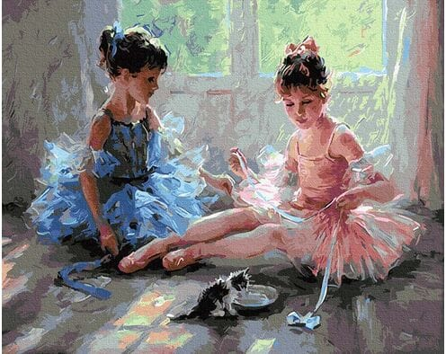 Urocze baletnice