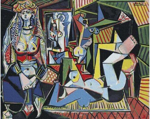 Pablo Picasso. Kobiety Algieru