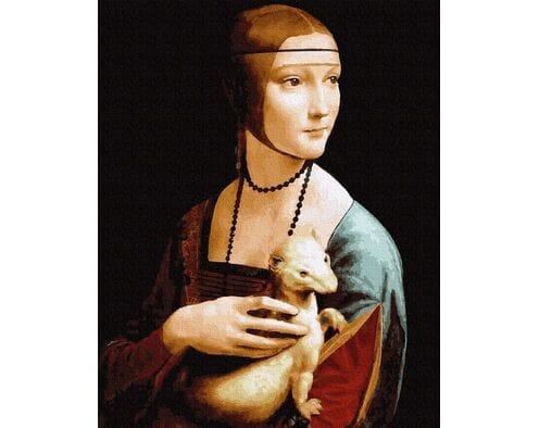 Dama z gronostajem. Leonardo da Vinci