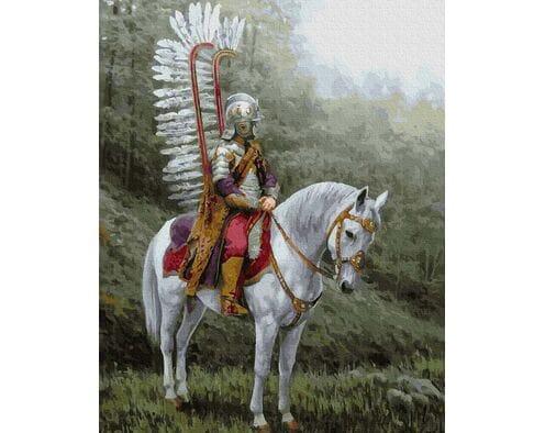 Skrzydlaty huzar -  Polska husaria