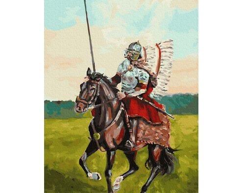 Skrzydlaty husarz - Polska duma