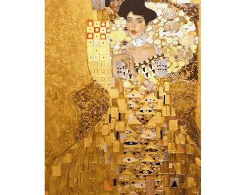 Gustav Klimt. Portret Adele Bloch-Bauer I
