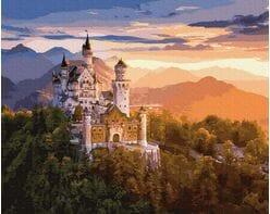 Zamek Neuschwanstein