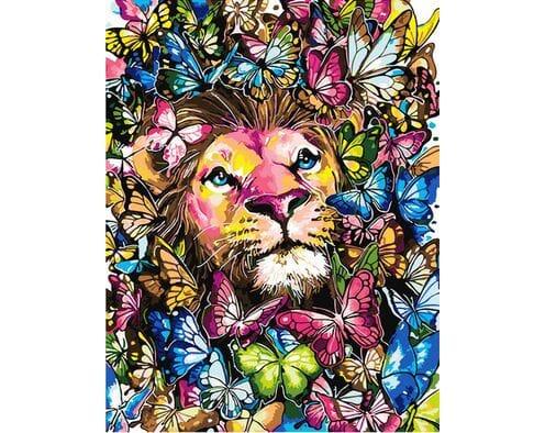 Król kolorowych motyli
