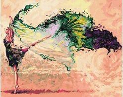 Bajeczny taniec