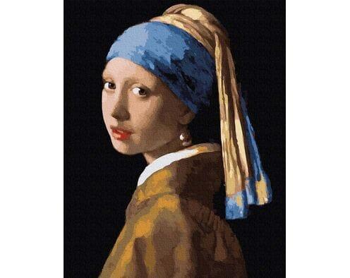 Jan Vermeer. Dziewczyna z perłą