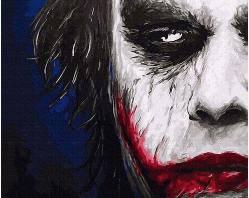 Joker. Złowieszczy uśmiech