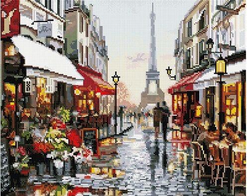 Kocham cię! Paryż!