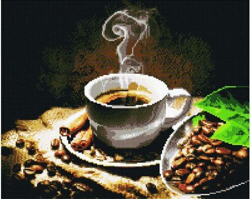 Aromat porannej kawy