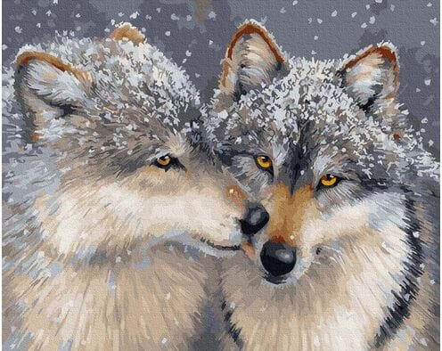 Miłość pośród wilków